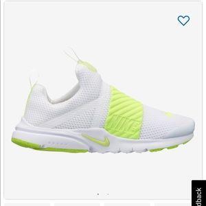 Nike extreme prestos